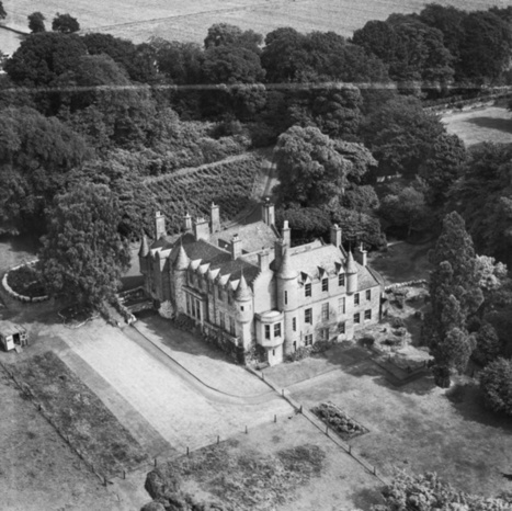 Britain From Above — historic photo archive goes online - Scotland Courier | Historical Britain | Scoop.it