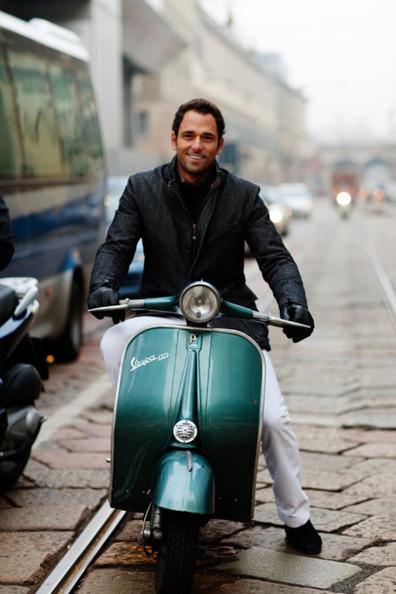 MODEL♕TIME: tempo di Vespa?!?! | FASHION & LIFESTYLE! | Scoop.it