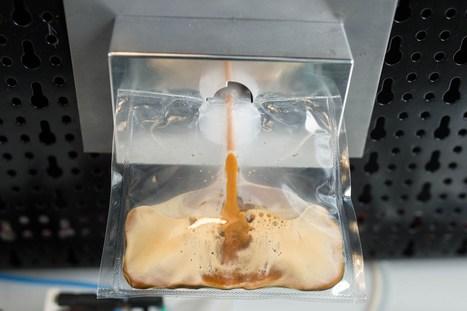 Italian Espresso Expands Into Space   Italia Mia   Scoop.it