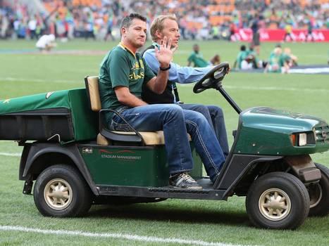 The Last Word: Springbok great, Joost van der Westhuizen, now tackles his biggest foe – paralysis   Man and Van Surrey   Scoop.it