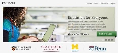 Un resumen de las Universidades que ofrecen cursos gratis en Internet | Educación a Distancia (EaD) | Scoop.it