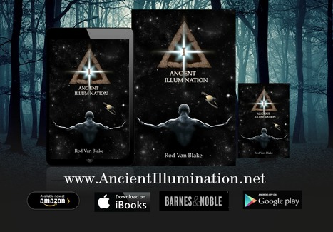 Ancient Illumination By Rod Van Blake | BlackScienceFiction | Scoop.it