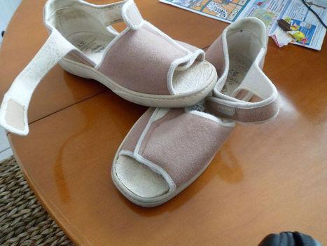 CHAUSSURES ORTHOPEDIQUES OU MEDICALES P 37 | Le monde de la chaussure.Cap-k, des chaussures pour le dos. | Scoop.it
