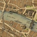 Grand Map of London: A New Map in an Old Style | Map@Print | Scoop.it