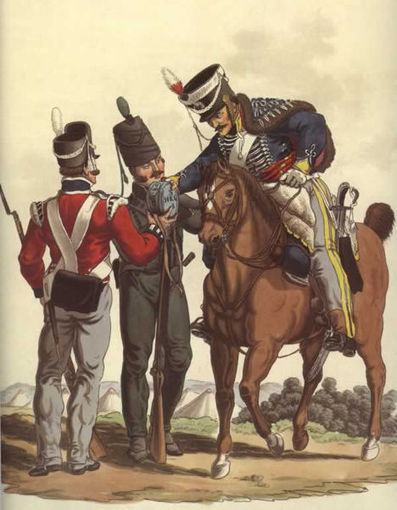 How 400 Germans won the Battle of Waterloo - The Local | Angelika's German Magazine | Scoop.it