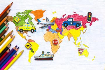 Symbolisme des couleurs du monde - Avancé - Civilisation Française | Le temps de vivre | Scoop.it