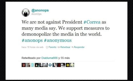 Posiciones encontradas: @anonops toma distancia | Anonymous Ecuador | Scoop.it