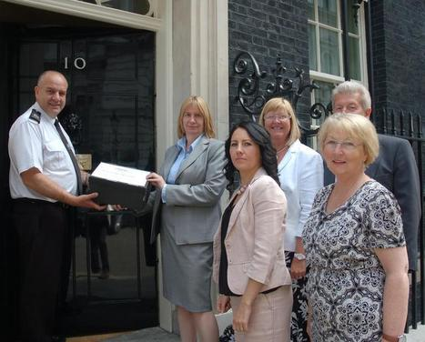 Carers deliver 'bedroom tax' letters to No. 10 | Carers UK | disability and society | Scoop.it