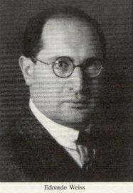 Edoardo Weiss   Dott. Moreno Mattioli - Psicologo Clinico a Varese   Scoop.it