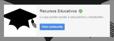 Cursos online gratuitos y Recursos Educativos, dos nuevas comunidades en Google Plus | Apps, Softwares y Web 2.0 | Scoop.it
