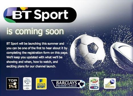 BT Sport recrute Bale, RVP et Oxlade-Chamberlain   Coté Vestiaire - Blog sur le Sport Business   Scoop.it