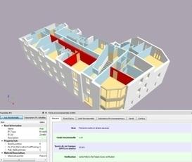 Rénovation ou conception d'un bâtiment avec la maquette numérique | Mon journal | Scoop.it