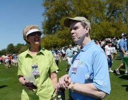 Blind golfer honored during Masters visit | Masters | Differently Abled and Our Glorious Gadgets | Scoop.it