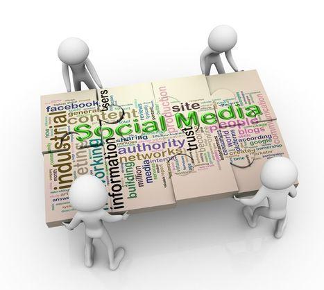 How Social Media Changed Publishing | Managing Social Media Risks | Scoop.it