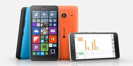 Microsoft Lumia 640 XL LTE Dual SIM Specifications, Features and Price | Bloggers Tips | Scoop.it