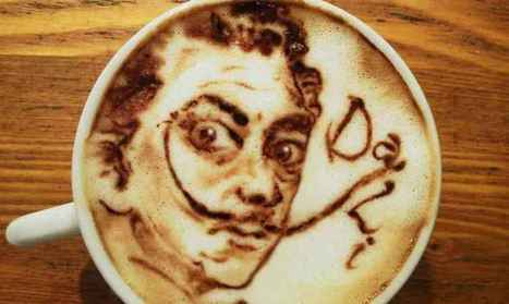 Salvador Dali-inspired dishes to sweep you off your feet! | @FoodMeditations Time | Scoop.it