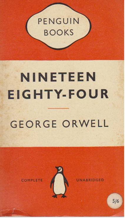 George Orwell's 1984: A Visual History   Orwell's 1984 versus Democracy Techno-civic   Scoop.it