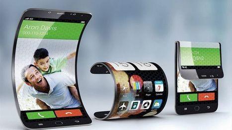 Samsung prépare des nouveaux smartphones pliants et déroulants inimaginables | AllMyTech | Scoop.it