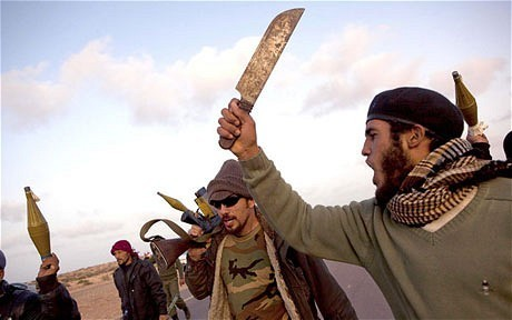 Libya: Is the West playing into al-Qaeda's hands? | Coveting Freedom | Scoop.it