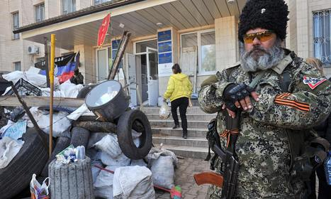 Ukraine crisis worsens amid intense fighting and warnings of civil war - The Guardian | Ukraine | Scoop.it