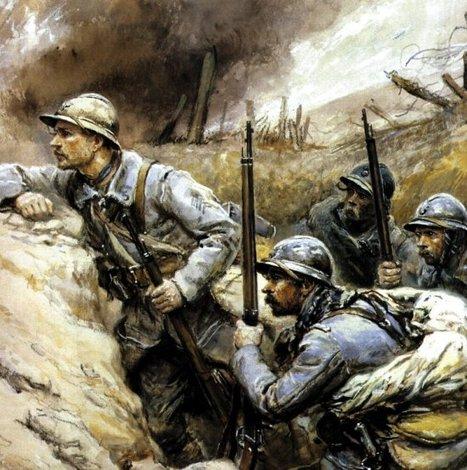 La première guerre mondiale : 1914-1918 | Veille documentaire CDI | Scoop.it