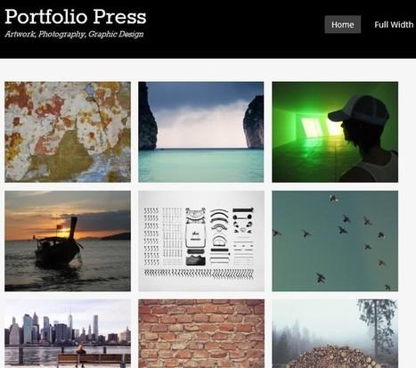 5 Best and Free Pinterest Style Wordpress Themes | TheGeekZum | computer & internet | Scoop.it
