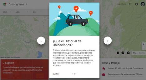 6 útiles páginas para encontrar la información personal que Google recopila de ti | IncluTICs | Scoop.it