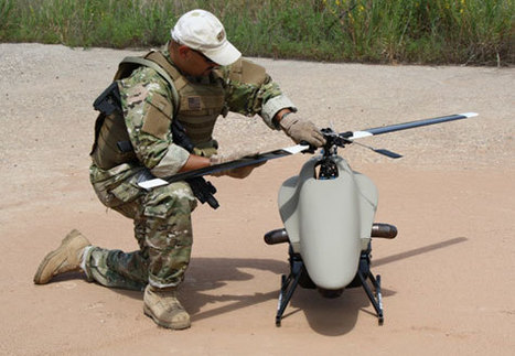 America Edges to Brink of Armed Police Drones | Technoscience and the Future | Scoop.it