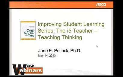 Improving Student Learning Series: The i5 Teacher | Iowa Learning Online | Scoop.it