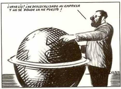 La deslocalización - El orden mundial en el S.XXI | Nuevas Geografías | Scoop.it