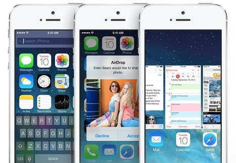 Apple responds to complaints about iOS 7 crashes, says fix ... | High Tech News.. | Scoop.it