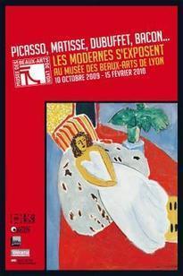 PICASSO, MATISSE, DUBUFFET, BACON...Présentation du dossier pédagogique - Musée des Beaux Arts de Lyon | arts plastiques | Scoop.it