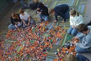 Les avantages du jeu de construction pour les enfants   lagranderecreation.com   Enfants   Scoop.it