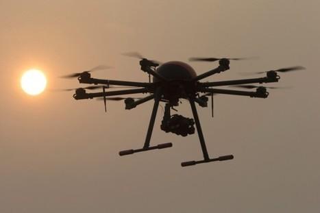 Un drone pour lutter contre les espèces envahissantes   Ag app   Scoop.it