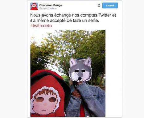 #Twittconte, et si les personnages de contes étaient sur Twitter ? - Ludovia Magazine | Enseigner et Apprendre | Scoop.it