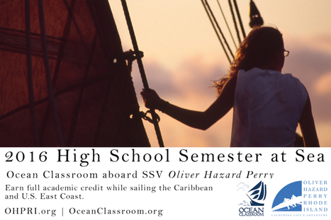 A Semester at Sea aboard Oliver Hazard Perry | Rhode Island Geography Education Alliance | Scoop.it