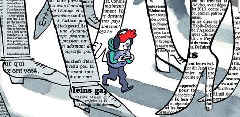 Les jeunes accros à l'info (mais pas aux journaux) | Yat & Print media | Scoop.it