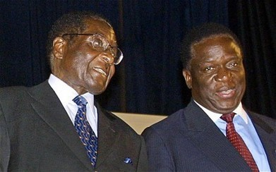 Robert Mugabe strikes secret deal to hand Zimbabwe power to Emmerson Mnangagwa | NGOs in Human Rights, Peace and Development | Scoop.it
