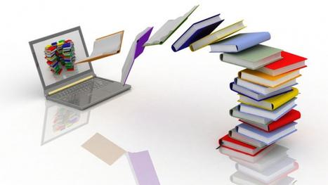Bibliothèque Numérique, plus de 10000 livres en ligne | E-learning | Scoop.it