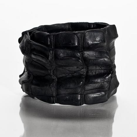 Product of the Day | Alligator Cuff + Discount, Sucre, West Village | Spotlight | New York Boutiques | Scoop.it