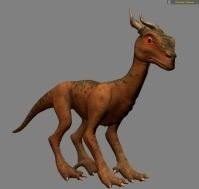 Free lowpoly dinosaur for iClone5 | dinosaurs | Scoop.it