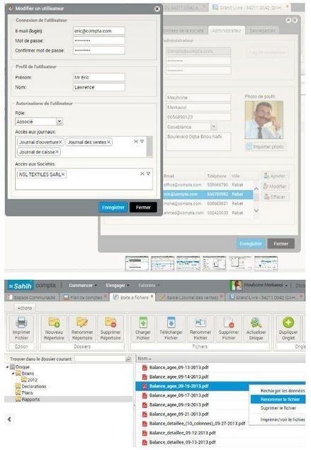 logiciel professionnel gratuit de comptabilité Sahih Comptabilité 2.0 2015 en ligne spécial Maroc | Logiciel Gratuit Licence Gratuite | Scoop.it
