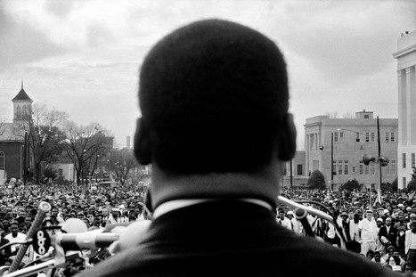 Long-lost audio of Martin Luther King Jr. speech found in UCLA storage room | Recording and Archiving Family History | Scoop.it
