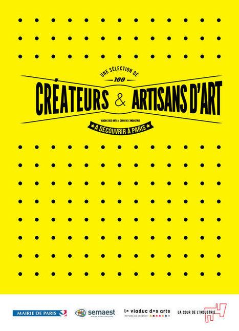 Créateurs et Artisans du Viaduc des Arts | Jisseo - Imagineering & Making | Scoop.it