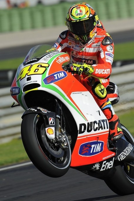 Rossi says goodbye to Ducati | Le Marche another Italy | Scoop.it