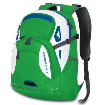 Cheap High Sierra Scrimmage Backpack, Kelly Green, 19.25×13.5×9.25-Inch | cheaphomeappliances | Scoop.it