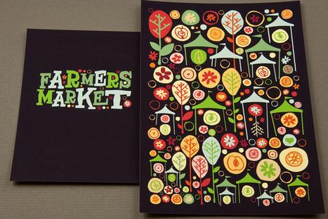 25 Creative Postcard Designs for Inspiration | Inspirationi | Scoop.it