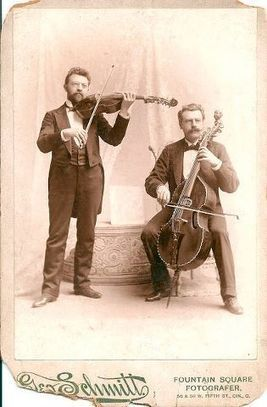 Richard Stoelzer and Mario Blodeck from New York City | Early Occidental Music | Scoop.it