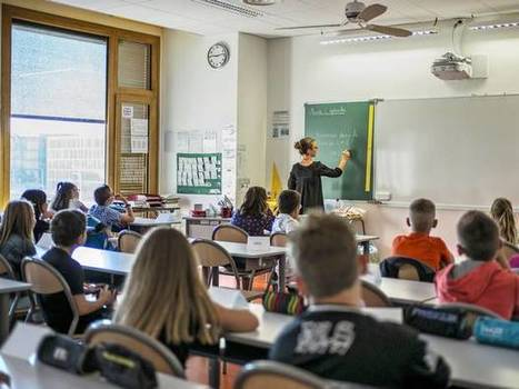 Franco-German row brews over 11-year-olds' language classes   Angelika's German Magazine   Scoop.it