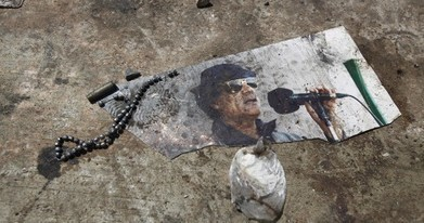 L'histoire des chercheurs de trésor à la recherche du magot de Kadhafi | Slate Afrique | Crakks | Scoop.it